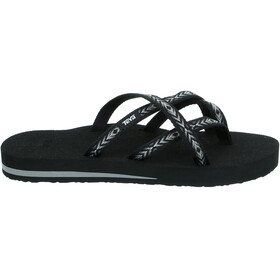 Teva Olowahu Sandals Women himalaya black